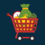 Appli de remboursement de courses